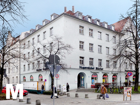 Munich - Residential and commercial building