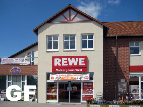 Office, residential commercial building Gifhorn