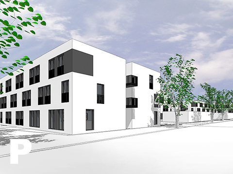 Student housing: Project development Potsdam