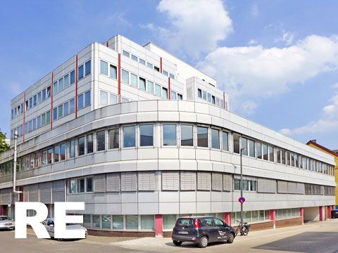 Commercial building Recklinghausen