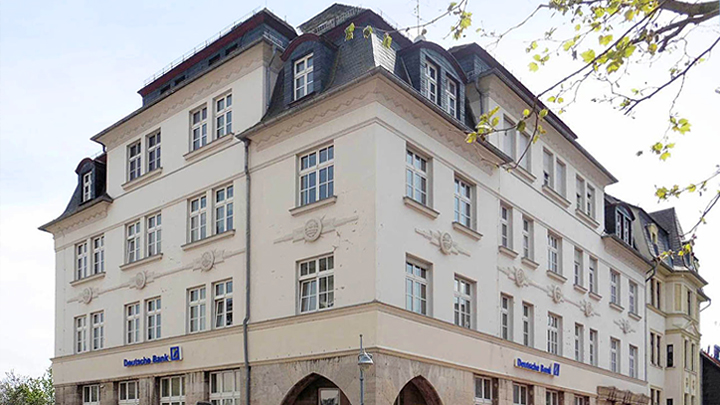 Monument real estate in Crimmitschau changes owners