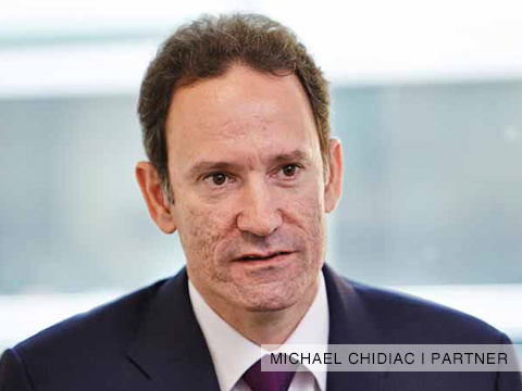 Michael Chidiac - Partner