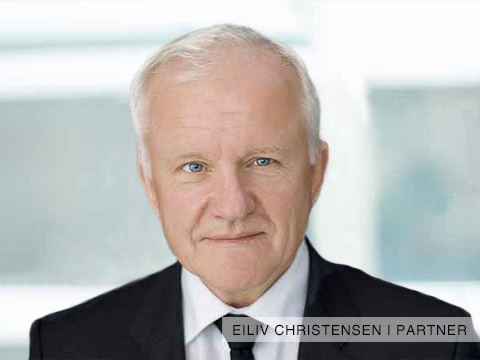 Eiliv Christensen - Partner