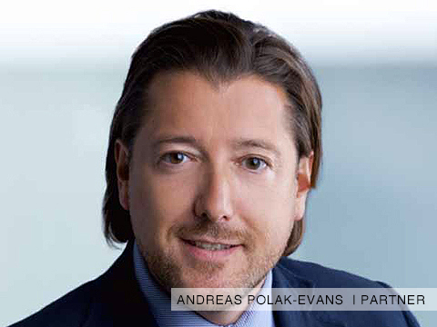 Andreas Polak-Evans - Partner