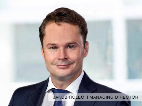 Jakub Holec - Managing Director