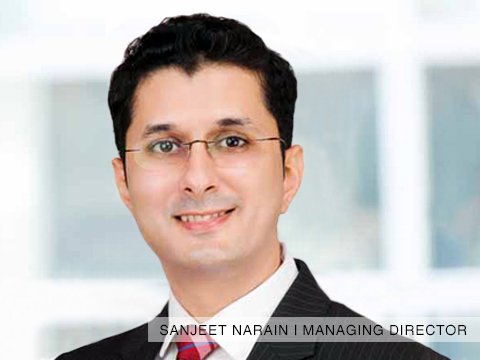 Sanjeet Narain - Managing Director