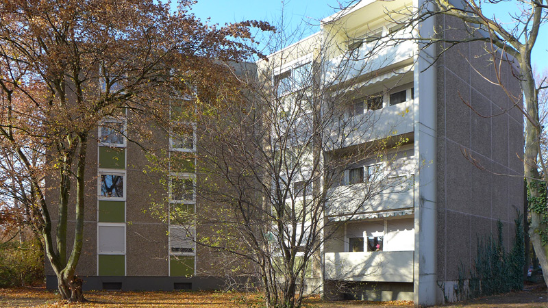 Residential complex with 28 units in Mannheim marketed