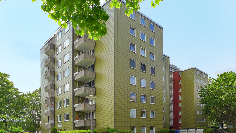 Residential complex in Gladbeck marketed