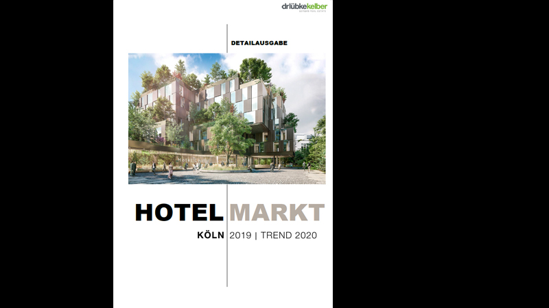 COMING SOON: Hotel market report Cologne 2019/2020